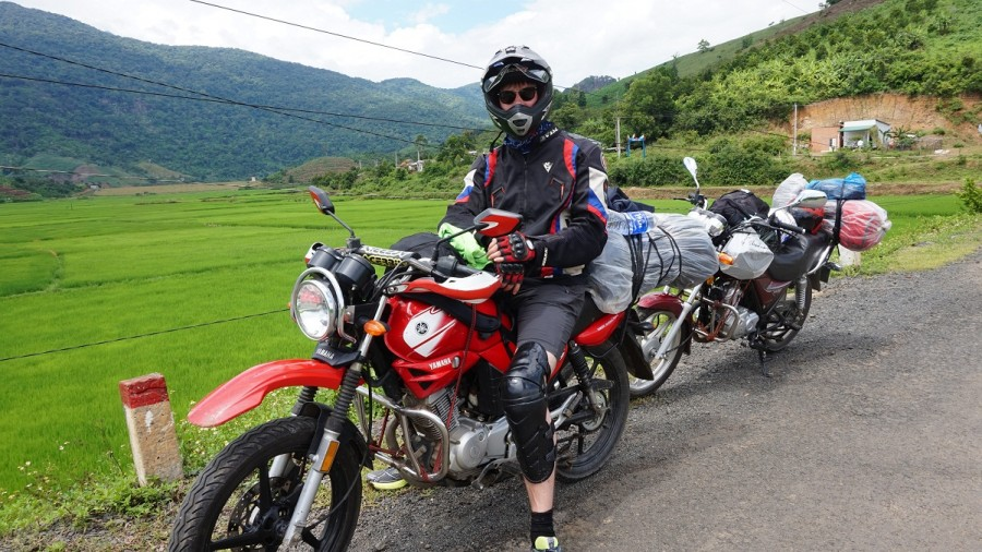 Viet Nam Rider